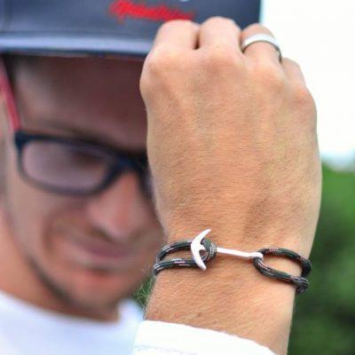 Männerschmuck Paracord Armband Geschenke für Männer von Leafinity