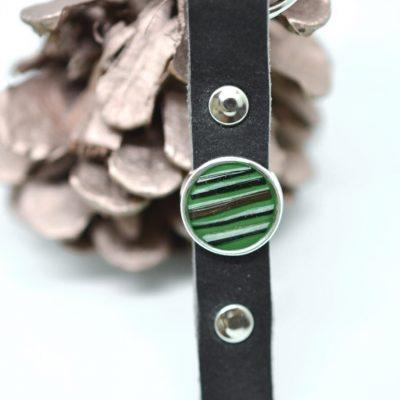 Schlüsselanhänger-lederband-leafinity-erinnerungsschmuck-armband-Tierhaarschmuck-Muttermilchschmuck (2)